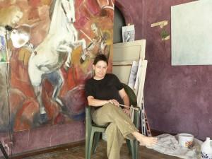 Kim Fay Studio Pic