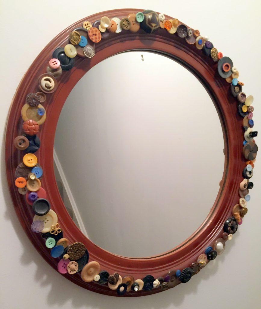 Marion Cohen Button Art