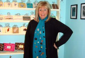 Author Marion Cohen